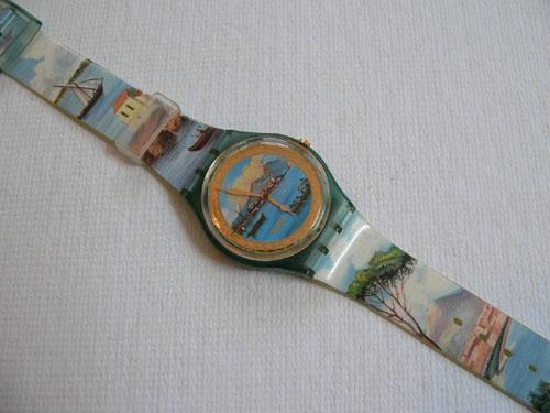 Sole Mio GM124 Swatch Watch