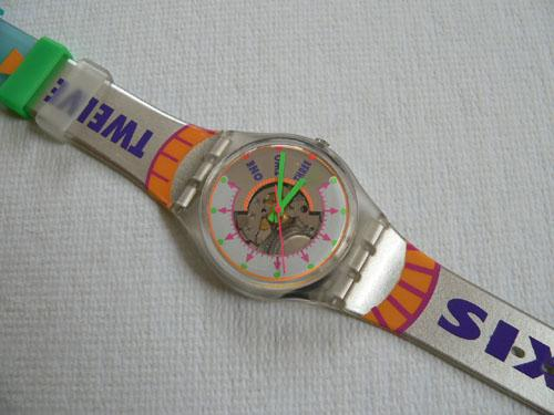Sport Section GK164 Swatch watch