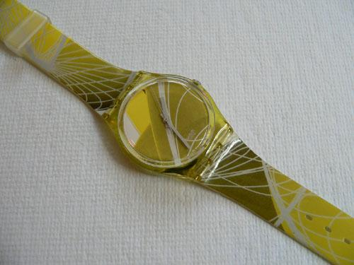 Swatch Watch Spyral GJ119