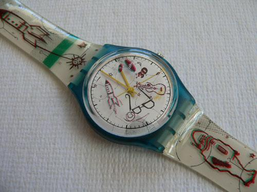 Swatch 3d Experience GL108PACK Swatch