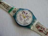 Swatch 3d Experience GL108 Swatch