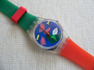 Swatch Aqua Dream LK100