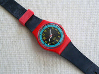 Swatch Blue Racer LR107