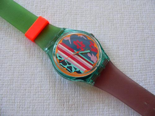 Casbah GL104 Swatch Watch