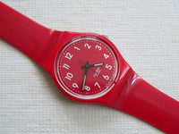 Swatch Cherry Berry GR154