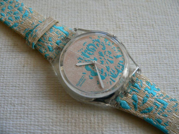 Swatch Floral Curtain GE106