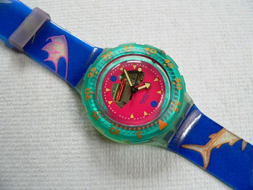 Happy Fish SDN101 Swatch watch