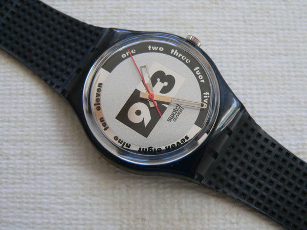 Swatch Nüni P1 (Dummy not working)