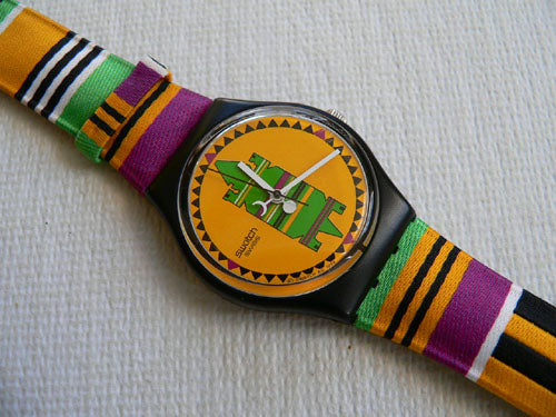 Shuchaca GB194 swatch watch