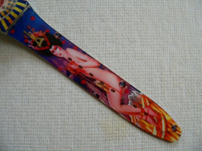 Swatch Time Tranny GZ163 Amanda Lepore Art Special by David LaChapelle