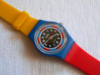Swatch Tri-Color Racer LS102
