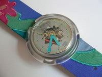 Verushka PWZ103PACK Pop Swatch Watch