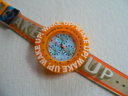 Swatch Wake Up SBZ104PACK