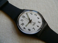 Swatch Black GB169