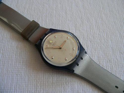 Grauer GN146 Swatch Watch