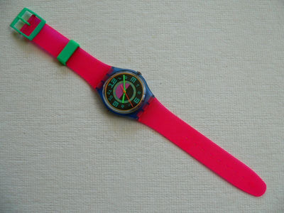 Swatch Green Room GN103