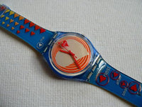 Heartbeat GN187 Swatch Watch With CD