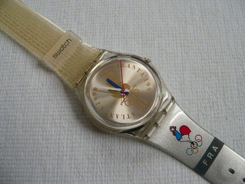 Swatch Olympic Team Fra GZ150F