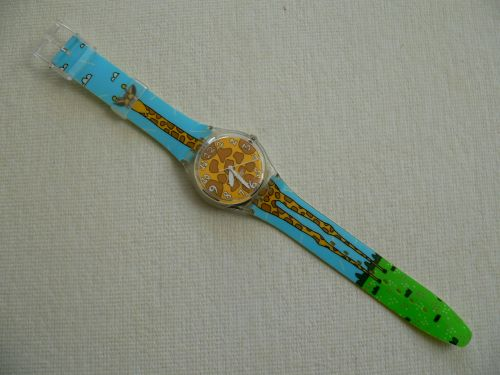 Swatch Stretchy GE119