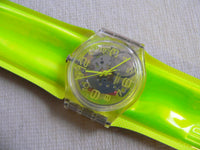 Swatch Yellow Spring GK348