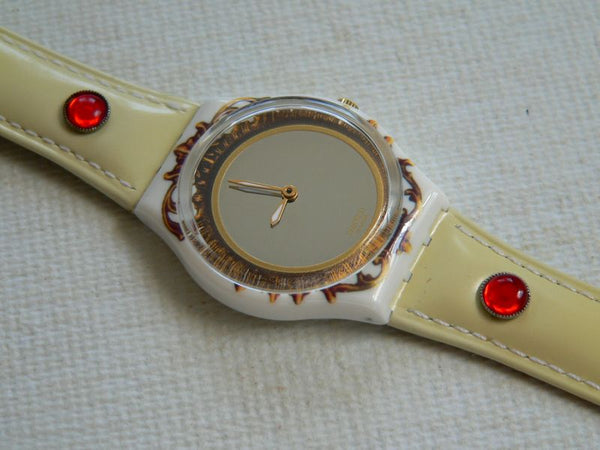 Swatch Mirror On The Wrist GW125