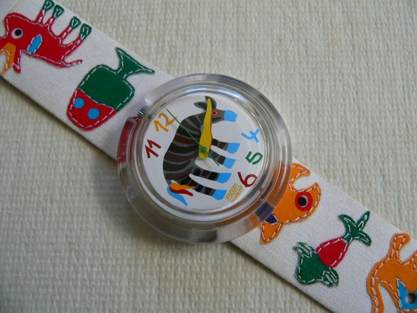 Swatch Mutation PMK124