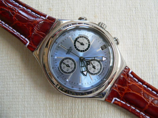 Wheeling watch YCS408