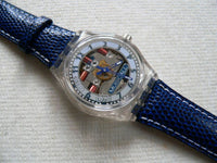 Swatch Blue Through SLK110