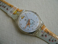 Swatch Flower Talk GK312