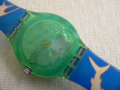 Swatch watch Prototype Happy Fish