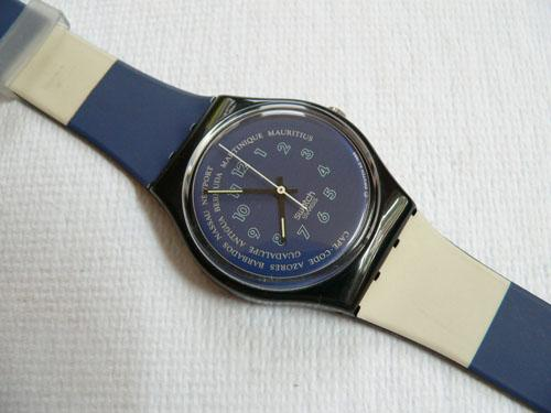 Tender Too GB131 Swatch Watch
