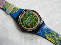 The Globe GB137 Swatch Watch
