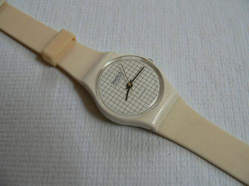 Tennis Grid LW100 Swatch Watch