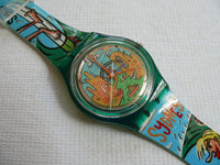 The Big Swell - Surf City SKG100 Swatch