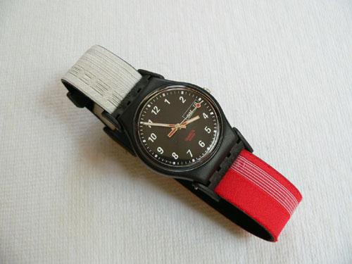 Tony Block GB745 Swatch