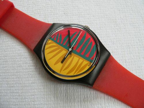 Waipitu GB113 Swatch Watch