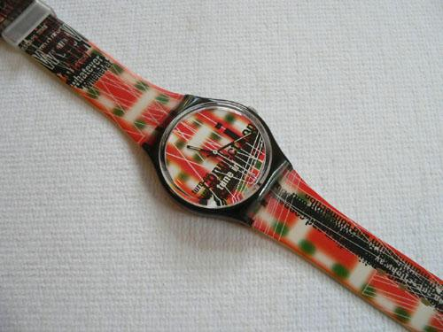 Swatch Web Site GM138