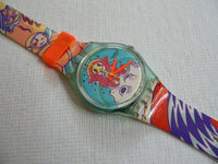 Yuri GG118 Swatch Watch