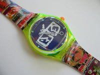 Swatch Zapping SLZ104PACK Nam June Paik