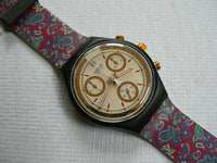 Award SCB108 Chrono Swatch Watch