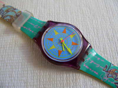 Compass LV100 Swatch watch