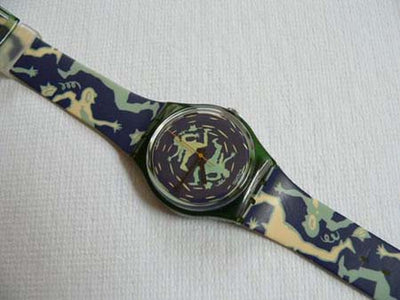 Crash GG111 Swatch Watch