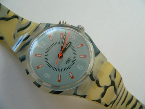 Swatch Skeleton GK911