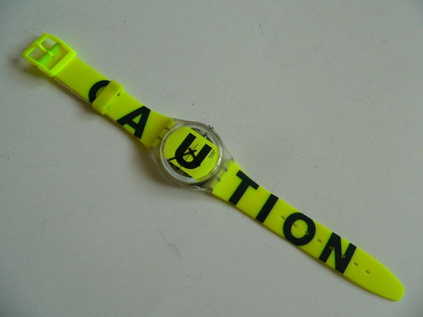 Swatch Caution GK224PACK