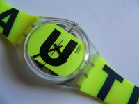 Swatch Caution GK224PACK1