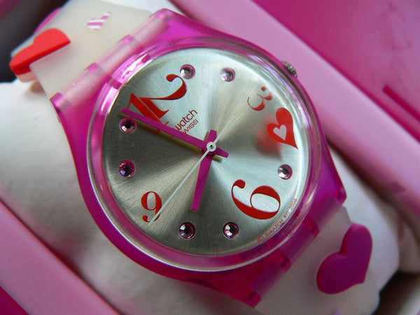 Swatch Loving Twister GV120
