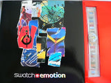 Swatch Swatch Emotion Box With Book ( The People) GZ126PACK