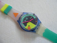 Nosewheelie GN115 Swatch Watch