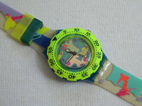 Over The Wave SDN105 Swatch Watch
