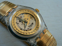 Swatch Golden Sixties SAK115 SAK116